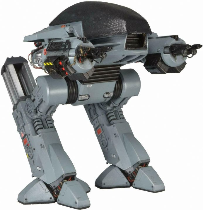 NECA Robocop ED-209 Deluxe Action Figure With Sound | Buy now at The G33Kery - UK Stock - Fast Delivery